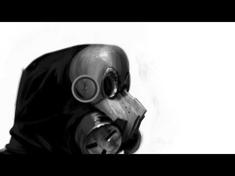 Speedpaint - Gasmask concept