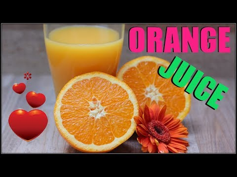 How To Make Orange Juice At Home With Slow Juicer 2017