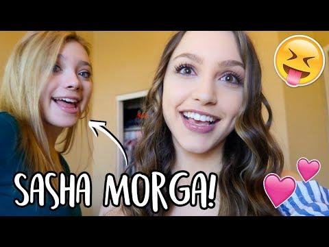 Meeting Sasha Morga! 💕Sydney Serena Vlogs