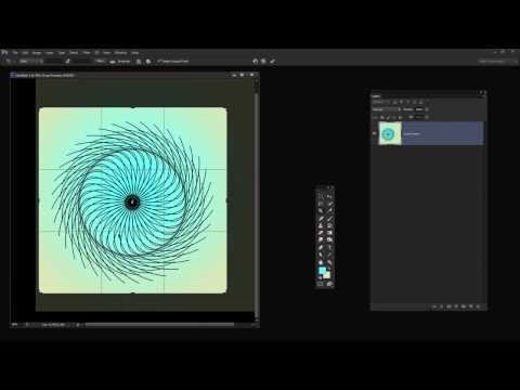 Easily Create Complex Spirographs in Adobe Photoshop