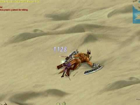 Free MMO Conquer Online - Desert Blood Quest