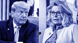 Trump Endorses Candidate Who Called Him 'Racist And Xenophobic' Just To Spite Liz Cheney