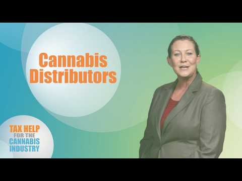 Tax Help for the Cannabis Industry - Distributors