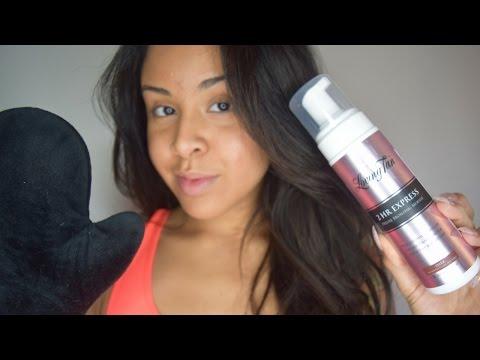 LOVING TAN 2 HR Express DARK | DEMO | Stephanie Lopez