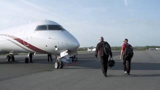 Racing On The Job: Nascar Team Aviation & Travel