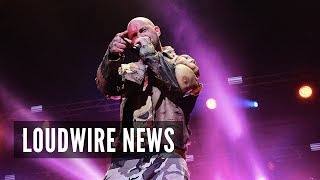 Ivan Moody Takes Leave From Five Finger Death Punch, Fill-In Singer Named