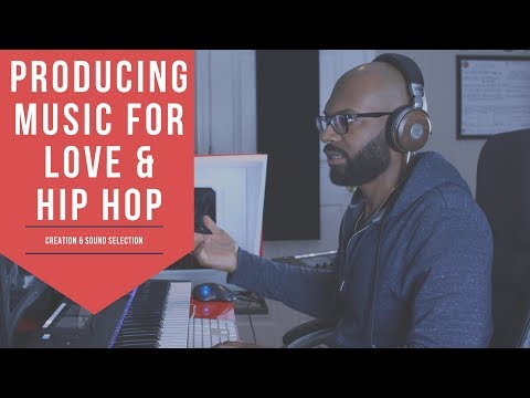 Producing Music for Love & Hip Hop