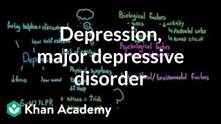 Visit us (http://www.khanacademy.org/science/healthcare-and-medicine) for health and medicine content or (http://www.khanacademy.org/test-prep/mcat) for MCAT related content. These videos do not provide medical advice and are for informational purposes only. The videos are not intended to be a substitute for professional medical advice, diagnosis or treatment. Always seek the advice of a qualified health provider with any questions you may have regarding a medical condition. Never disregard professional medical advice or delay in seeking it because of something you have read or seen in any Khan Academy video. Created by Brooke Miller.  Watch the next lesson: https://www.khanacademy.org/test-prep/mcat/behavior/psychological-disorders/v/depression-and-bipolar-disorder?utm_source=YT&utm_medium=Desc&utm_campaign=mcat  Missed the previous lesson? https://www.khanacademy.org/test-prep/mcat/behavior/psychological-disorders/v/biological-basis-of-parkinsons-disease?utm_source=YT&utm_medium=Desc&utm_campaign=mcat  MCAT on Khan Academy: Go ahead and practice some passage-based questions!  About Khan Academy: Khan Academy offers practice exercises, instructional videos, and a personalized learning dashboard that empower learners to study at their own pace in and outside of the classroom. We tackle math, science, computer programming, history, art history, economics, and more. Our math missions guide learners from kindergarten to calculus using state-of-the-art, adaptive technology that identifies strengths and learning gaps. We