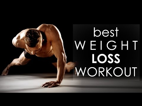 The Best Body Weight Exercises for Weight loss - 6