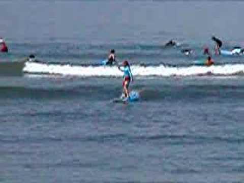 Surfing is hard!!!!
