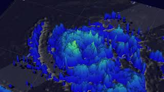 GPM 3-D Flyby Animation Shows Ophelia