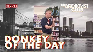Morry Matson | Donkey of the Day