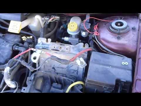 2002 dodge neon transmission fluid change
