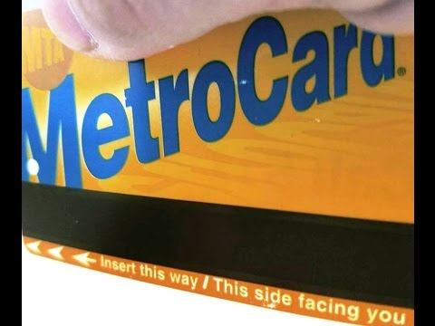 George L. Rosario Knows How to Use a Metrocard