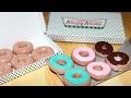 DIY American Girl Doll Krispy Kreme Donuts