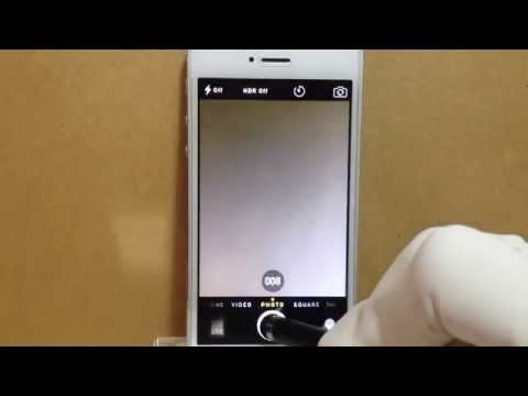 How to take multiple photos / burst shooting with my iPhone / iPad