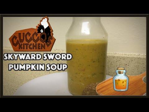 Cucco's Kitchen - Cucco's Kitchen: Skyward Sword's Pumpkin Soup
