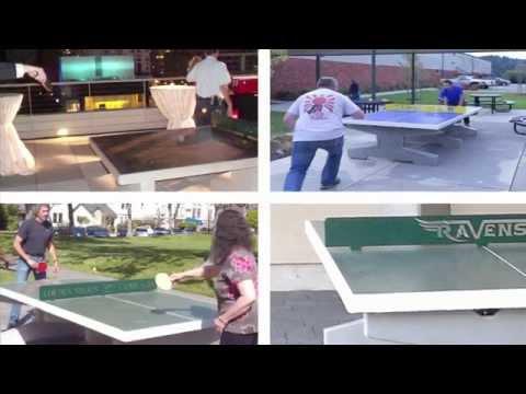Bravado Table Tennis Full HD 720p