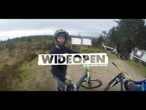 TRACK PREVIEW | 2018 British National Downhill Series Round 1 with Team Wideopenmag