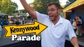 Pittsburgh Dad in the Kennywood Parade