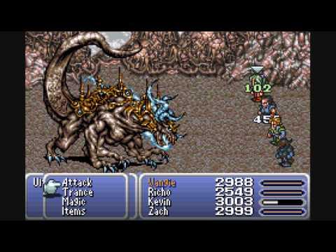 Final Fantasy VI Advance - Part 68: Ultima Weapon