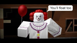 IT Movie in Roblox!
