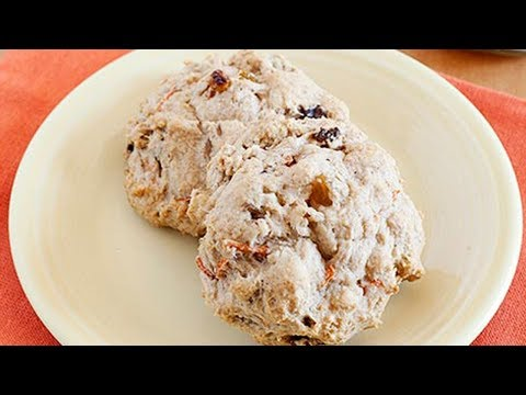 Easy Carrot Cake Scones Recipe
