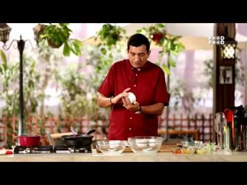 No Flour Chocolate Souffle | Cook Smart | Master Chef Sanjeev Kapoor | Food Food
