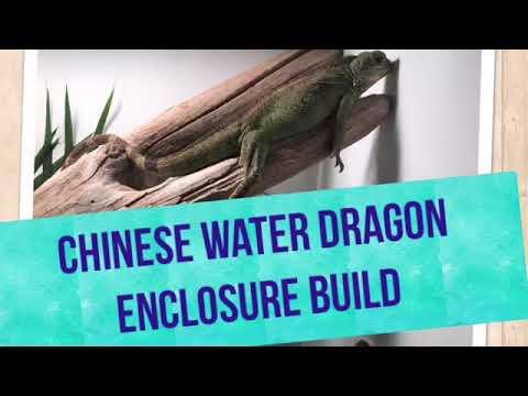 DIY Melamine Reptile Enclosure *BUILD+TIPS*