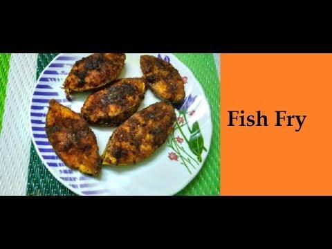 Fish Fry Recipe / No - 235