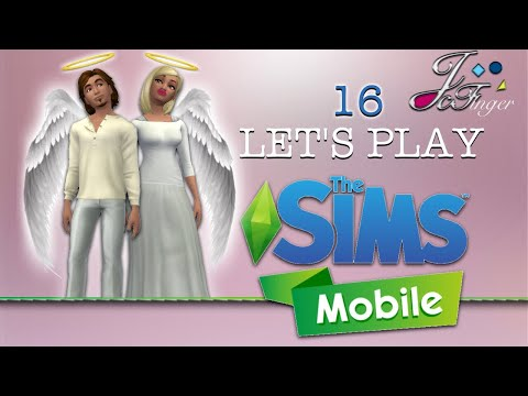 The Sims Mobile | LET'S PLAY | PART 16 | ✂️📸 ASOS CAREERS, PROMOTIONS + RETIREMENT