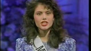 Miss Canada 1992  -Opening Number, Part 2-