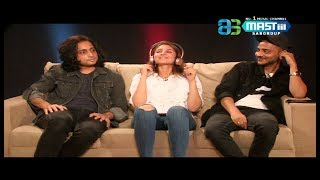 Exclusive Interview | Vaaste Song | Dhvani Bhanushali, Tanishk Bagchi & Nikhil D'Souza