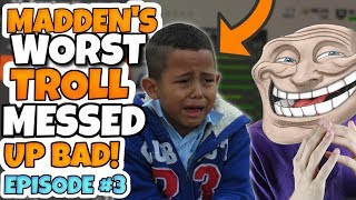 MADDEN'S BIGGEST TROLL GETS SUBSCRIBERS TO DRAFT MY TEAM!! (GONE WRONG)