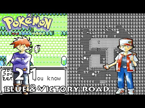Let's Play Pokémon Red/Blue/Yellow - Co-op - Part 21