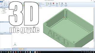 3D nie gryzie - szyki w DesignSpark - PakVim net HD Vdieos Portal