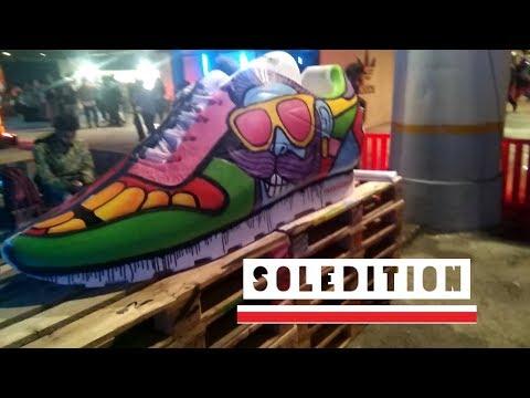 SOLEDITION INDIA'S 1ST SNEAKER FESTIVAL