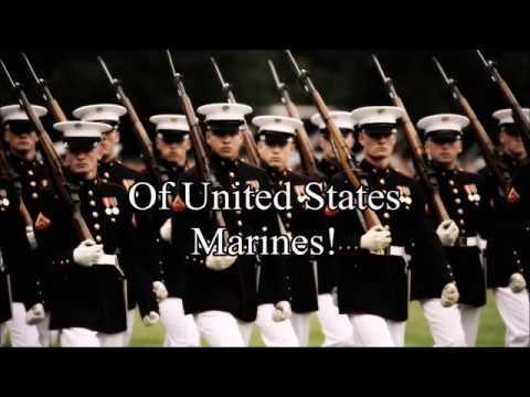 Marines hymn - Anthem of the United States Marines