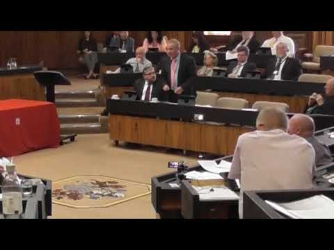 Gateshead Full Council 24 May 2018 - Brexit cash problems