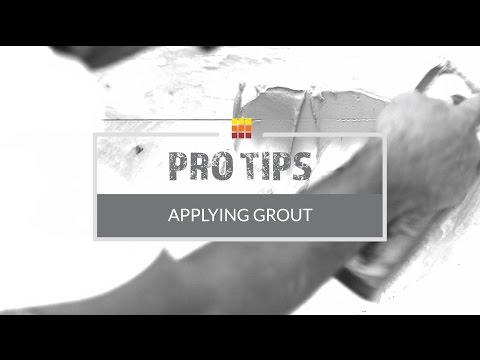 Tile Installation: Everything You Need To Know About Grout