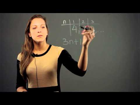 How to Calculate the Nth Term of an Iteration Sequence : Math Conversions & Calculations