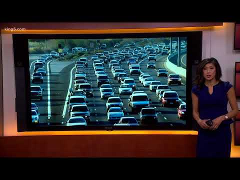 Seattle and Tacoma considered some of the worst for traffic congestion nationwide
