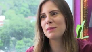 Evelyn Montesano em monólogo de época para  TV