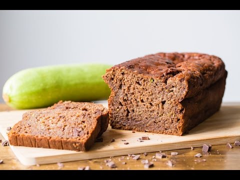 The Best Double Chocolate Zucchini Bread Ever