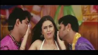 Namitha Navel Kiss Complitation