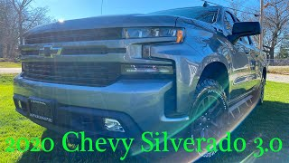 2020 Chevy Silverado 1500 diesel review after 15,901 miles
