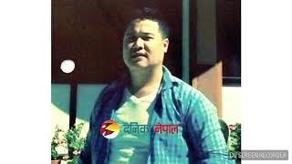 बलु  पौडेल लाइ मेरो मन्छे ले मरेको हो भन्दै Manoj Pun