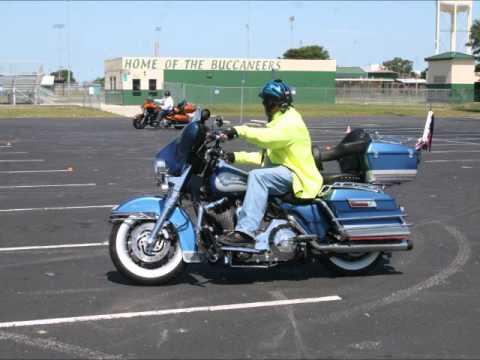 Ride like a pro advanced riding class