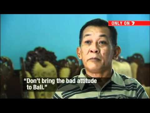 Bali warning to Aussie travellers