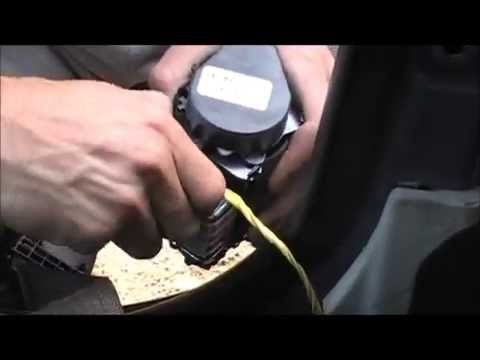 Chevy Cruze 2013 front Seatbelt removal How to